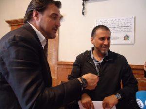 El bipartito vota en contra de aprobar el acta de Pleno en el que Mancebo y López-Bas aparecen como ediles de CLR