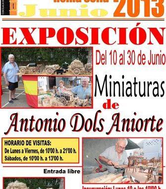 Exposición Antonio Dols