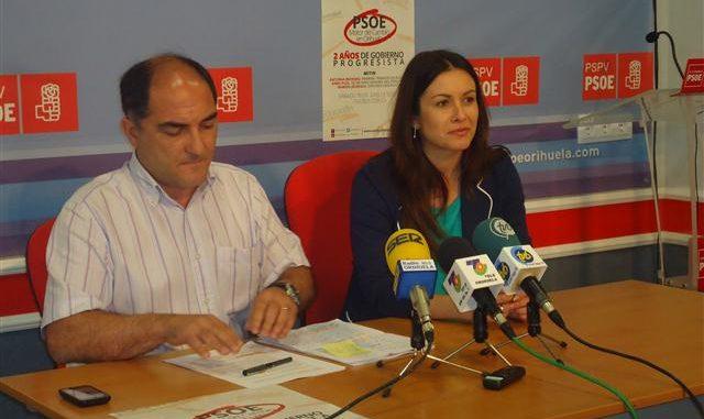 PSOE 10-05