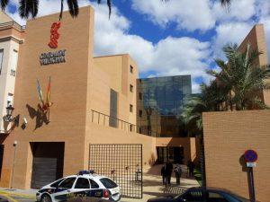 Orihuela vende el Palacio de Justicia a la Generalitat Valenciana por 4,7 millones de euros