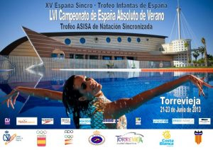 International stars of synchronised swimming are to compete in Torrevieja