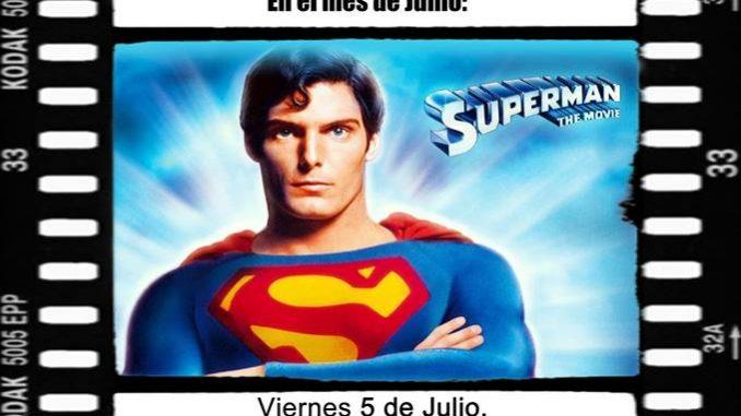 CINEFÓRUM. SUPERMAN
