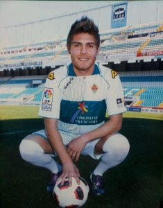 Eloy, nuevo jugador del FC Torrevieja