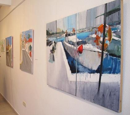 Exposiciones Pintura