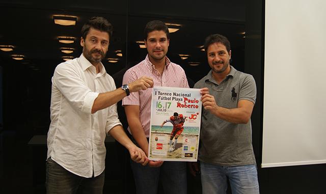 I Torneo fútbol playa Horadada