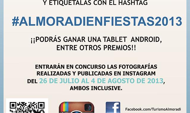 Concurso Instagram AlmoradiEnFiestas