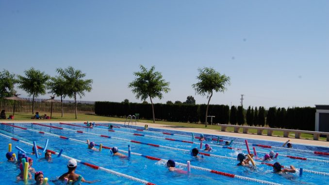 natación cursos