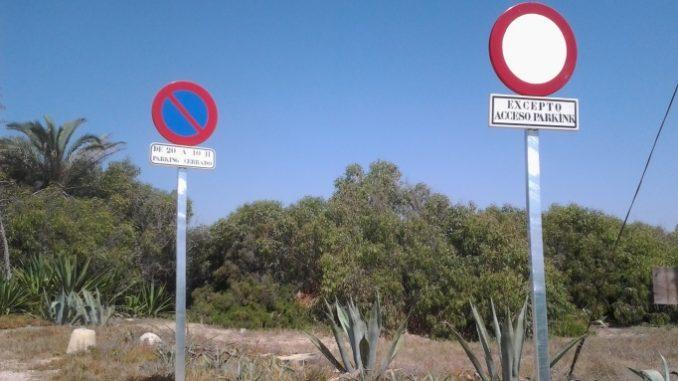 Parking Guardamar