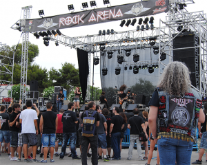 La II edición del Rock Arena de San Fulgencio abre sus puertas