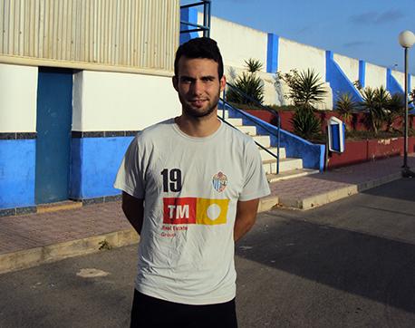 Carlos Moreno Portero Torrevieja 13-14