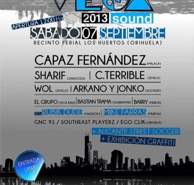 Vega Baja Sound 2013