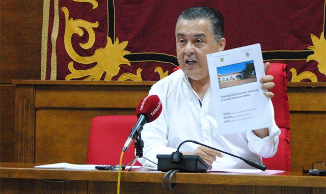 Alcalde Proyecto Cole Callosilla RP 200913