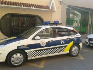 El PP denuncia que la Policía Local lleva un año y medio sin vehículo oficial