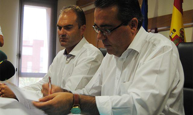 convenio Ayuntamiento Grupo Zaragoza