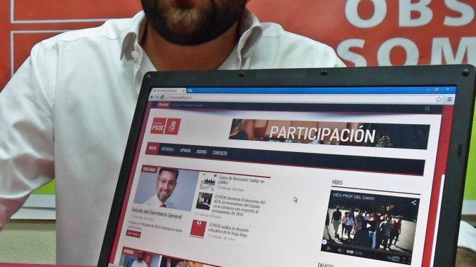 Ferrándiz web PSOE 23OCT2013