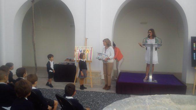 Moreno y niños