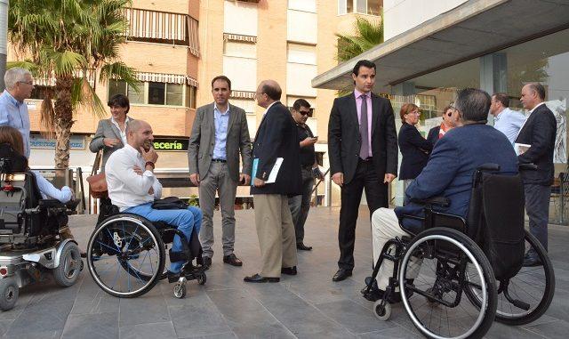 EL ALCALDE INAUGURA LA II JORNADA SOBRE ACCESIBILIDAD UNIVERSAL ACCESIBILIDAD Y TURISMO ESTRATEGIAS DE NEGOCIO INTELIGENTE 1