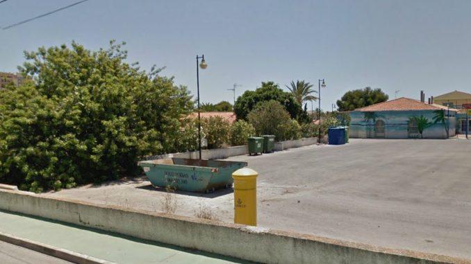 Plaza los halcones de Torrevieja