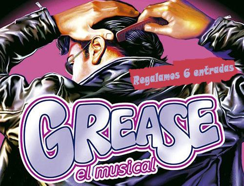 Sorteamos 6 entradas de Grease copia