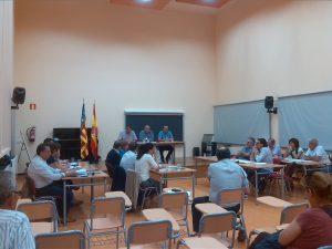Dos concejales del PSOE de Almoradí renuncian a su cargo en el Ayuntamiento
