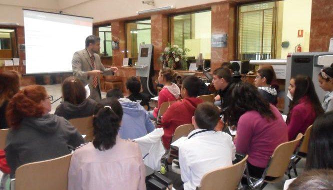 Alumnos IES Fulgencio 14NOV2013