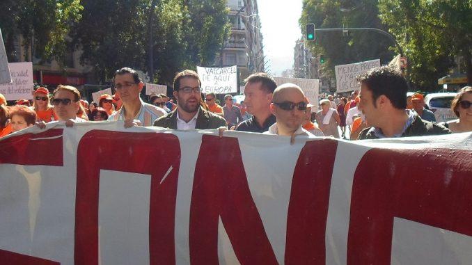 Mani Murcia PSOE