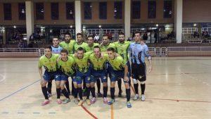 Con su victoria en Móstoles por 3-4, el CFS Orihuela se sitúa tercero en la clasificación