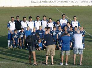 El FC Torrevieja cae derrotado en Ribarroja (1-0) en un mal partido en el que no le ha salido nada