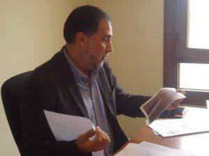 """Mancebo acusa a Guillén de """"falsear"""" el acta de la boda del edil Manuel Gallud"""