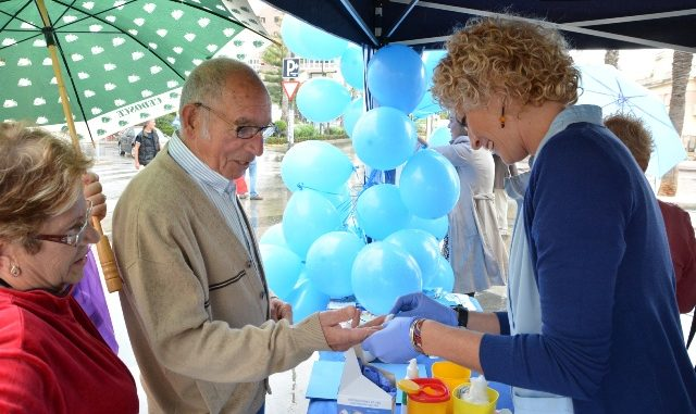 Dia de la diabetes en Torrevieja