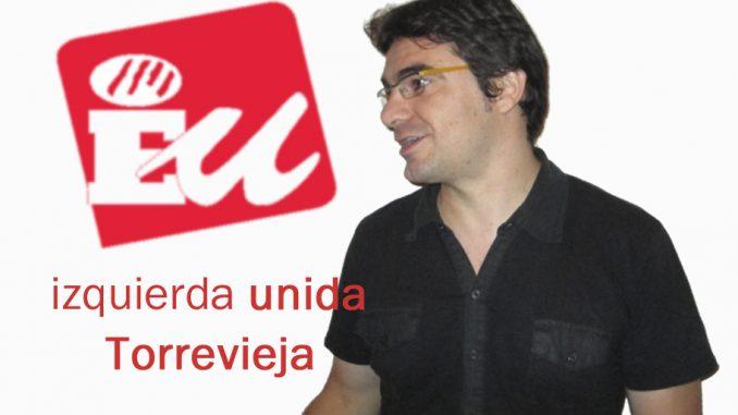 Victor IZquierda Unida Torrevieja