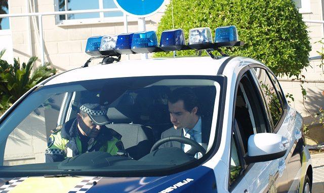 dolon presenta patrullas