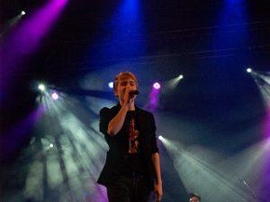 Auryn: emoción y lágrimas  en el concierto de Torrevieja