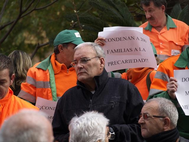 PSOE Basuras