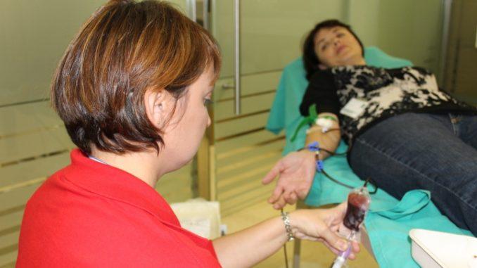 Recurso Donación de Sangre