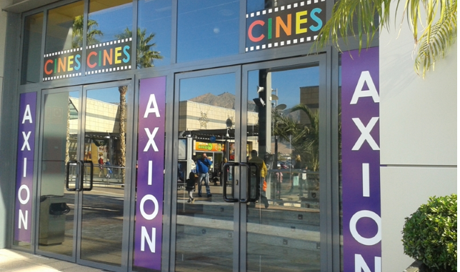 Cines Axion