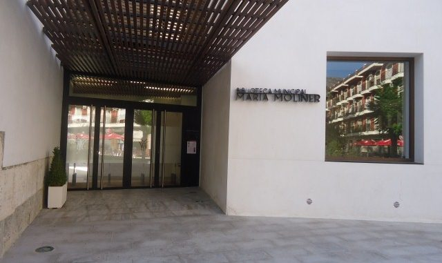 biblioteca maria moliner