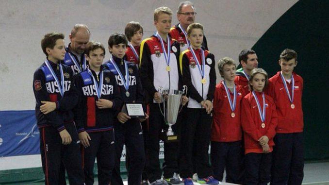nicola kuhn campeon de europa