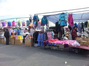 Gallud retrasa el traslado del mercado de los martes a Los Andenes