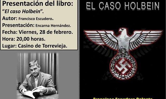 Presentación del libro en Torrevieja
