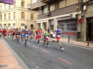 Buenos resultados del Club Atletismo Tragamillas en el III Duatlón de Murcia