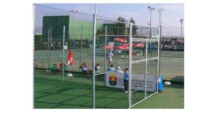 tenis pilar de la horadada