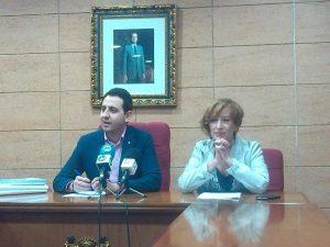 Salinas se postula como candidata a liderar el PSOE de Catral
