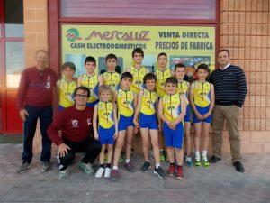 El Club Tragamillas presenta su Escuela de Triatlón