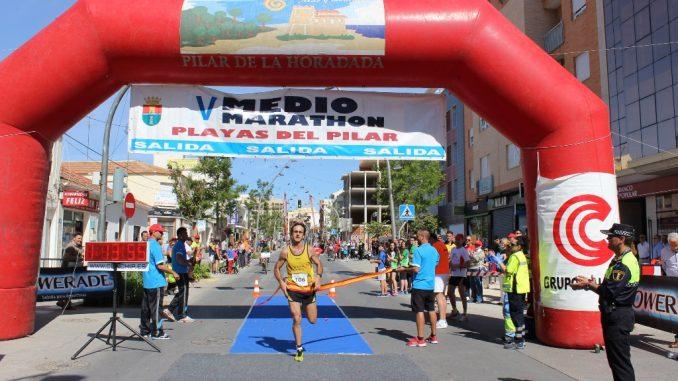 media maraton pilar horadada