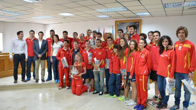 selección española de marcha atletica