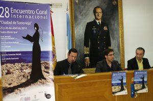 El encuentro coral Internacional de Torrevieja contará con un coro de Oslo