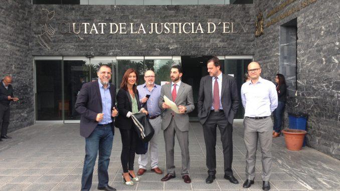 PP juzgados Elche 14may2014
