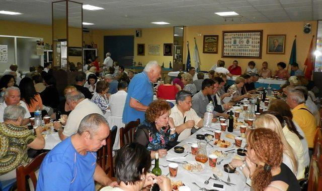 Día de la Sidra en el Centro Asturiano