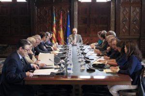 El Consell exige un nuevo Plan Hidrológico Nacional que solucione el déficit hídrico de la región